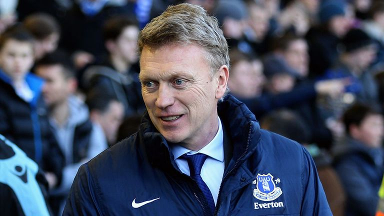 Moyes: dropped into the Monday Night Football studio