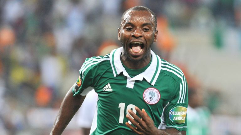 Sunday Mbah: Nigeria's match-winner in the Africa Cup of Nations final