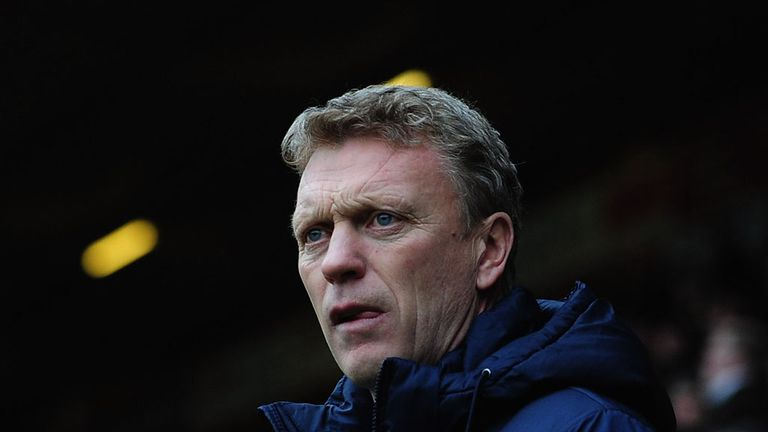 David Moyes: Everton manager ready for a defining period