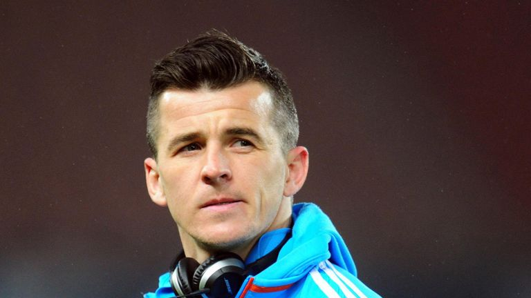 Joey Barton: Has received an offer from Marseille