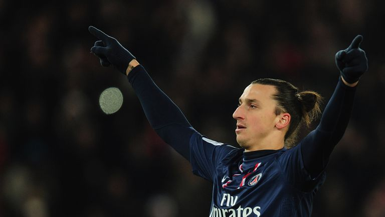 Zlatan Ibrahimovic: Not on Juve's radar, says Marotta