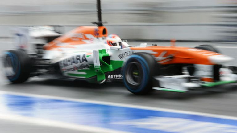 Paul di Resta: Not expecting many further changes ahead of race one