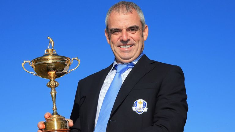 Paul McGinley: Eager to stay competitive