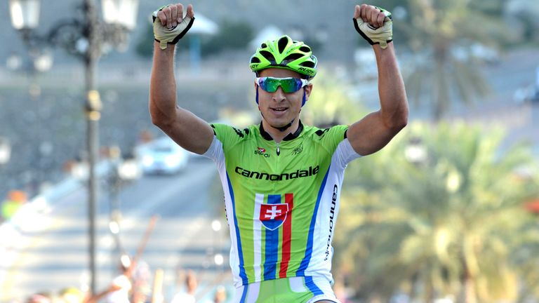Sagan: First victory of 2013