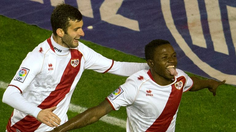 Rayo Vallecano: Denied the chance to compete in Europa League