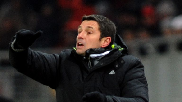Remi Garde: Defended his old Arsenal boss Arsene Wenger
