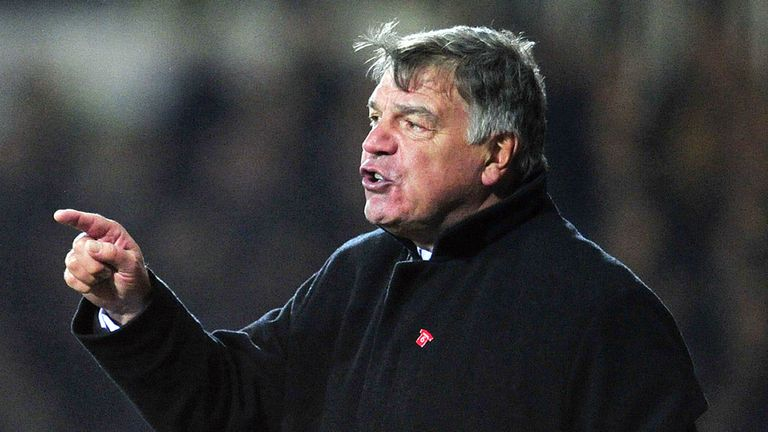 Sam Allardyce: Focused on survival