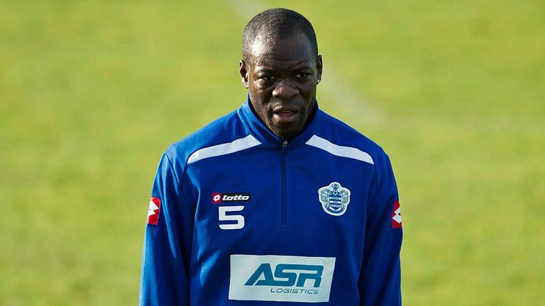 Chris Samba: Already attracting interest from a 'big club'