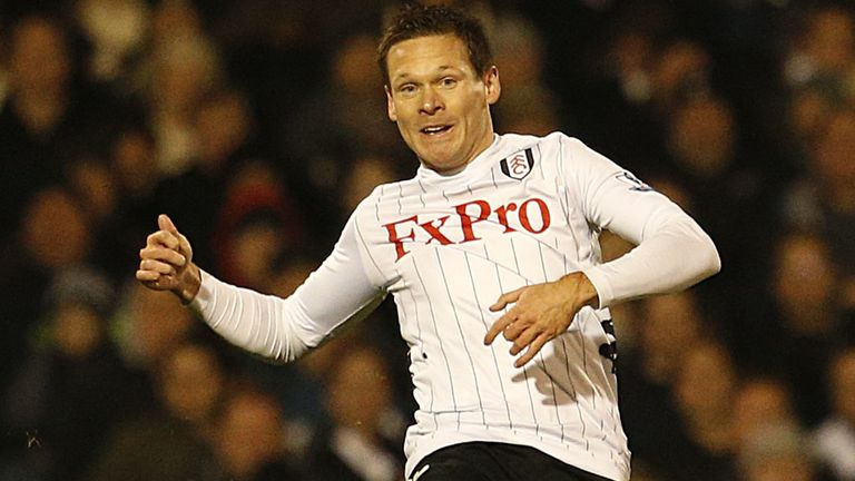 Sascha Riether: Joined Fulham on a permanent deal earlier this summer