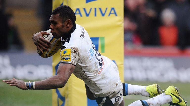 Semesa Rokoduguni: Six tries in 13 games for Bath