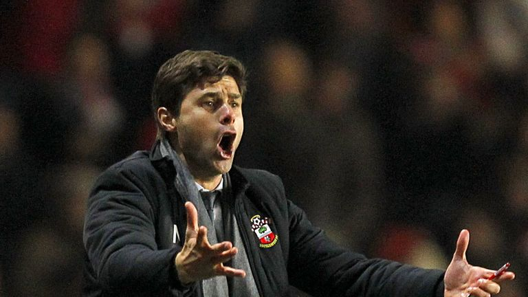 Mauricio Pochettino is only getting £50m to spend at Tottenham this summer [Telegraph]