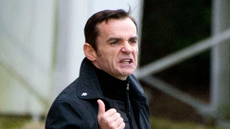 Danny Lennon: 'Once again we have run them very close and caused them problems'