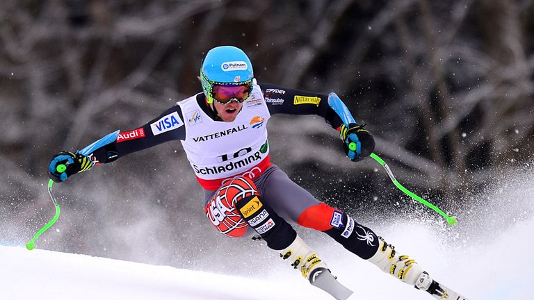 Ted Ligety: Sprung a surprise to win super-G world title