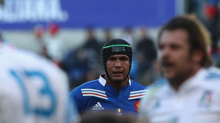 Thierry Dusautoir: Captain in Pascal Pape's absence
