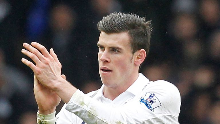 Gareth Bale: Determined not to let Tottenham go off the boil this season