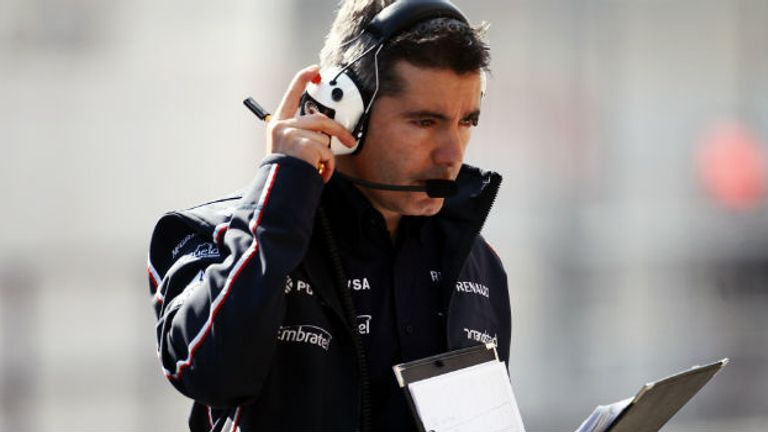 Xevi Pujolar: Will become Williams Chief Race Engineer