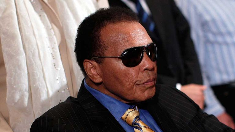 Muhammad Ali: Heavyweight legend is fine according to two of his daughters