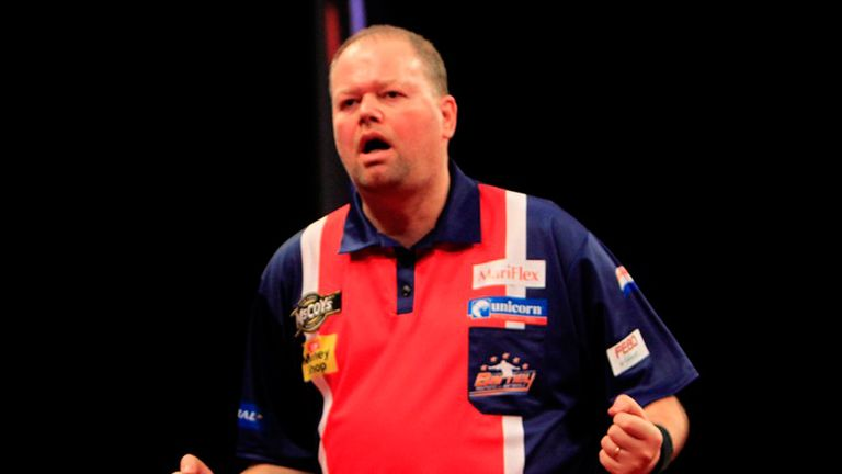 Raymond van Barneveld: Fluffed his lines just when it mattered agains Phil Taylor