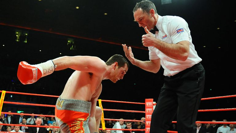 Tony Thompson stopped David Price in the second round at the Echo Arena (Pic leighdawneyphotography.com)