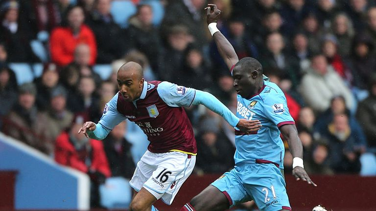 Fabian Delph: Says Aston Villa are not feeling any pressure