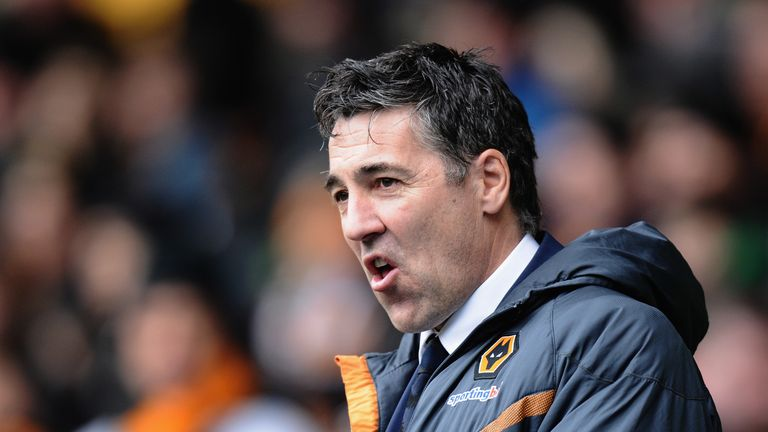 Dean Saunders: Feels his Wolves team just needs a little bit more luck to turn things around