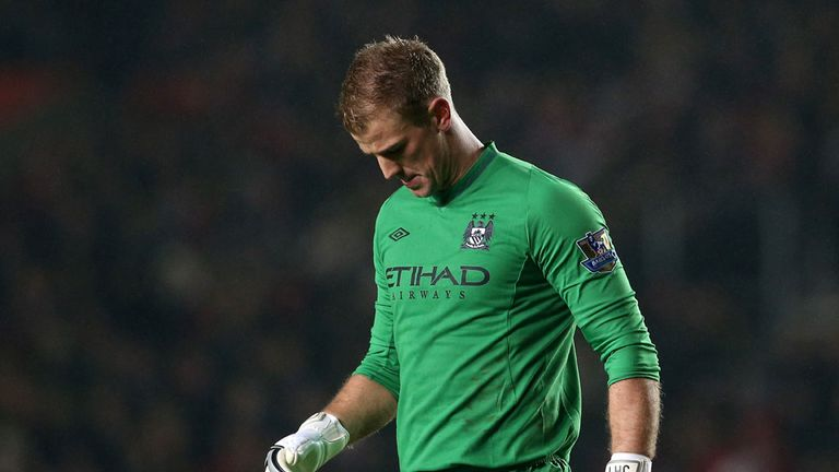 Joe Hart: Insists City will give their title defence 'a damn good go'