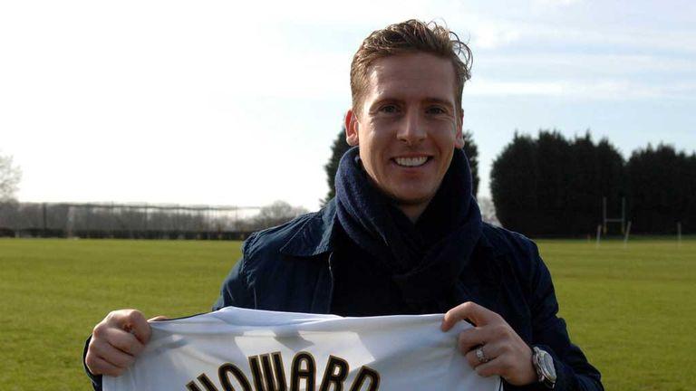 Brian Howard: Free agent has joined Bristol City