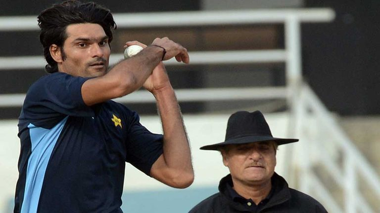 Mohammad Irfan: Set to make Test debut