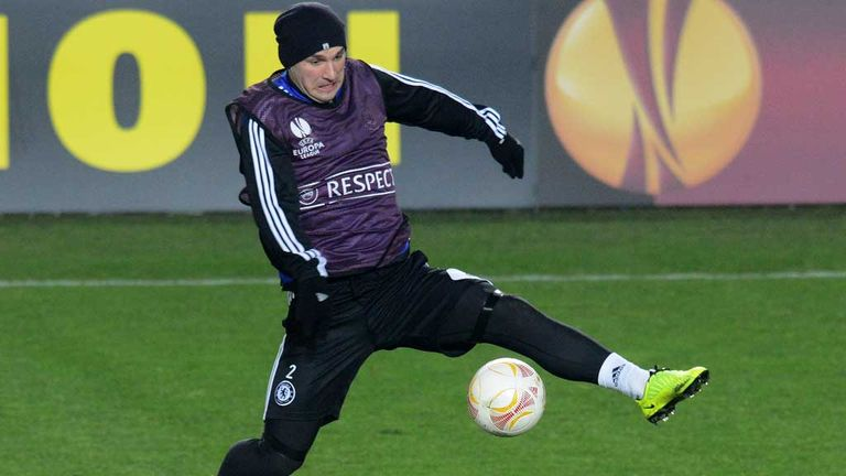 Branislav Ivanovic: Chelsea defender has Brentford in his sights
