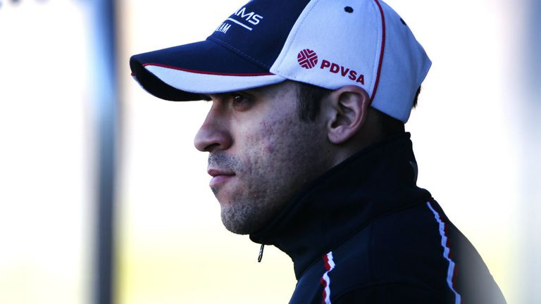 Pastor Maldonado: Says the exhaust changes have helped deliver more downforce