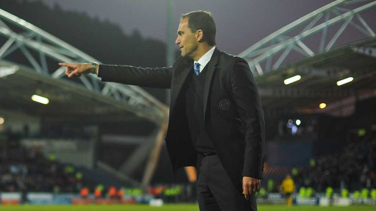 Roberto Martinez: Wigan manager has guided his side into the FA Cup quarter-finals