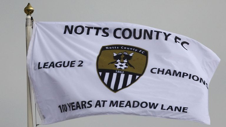 Notts County are now set to claim damages from HMRC