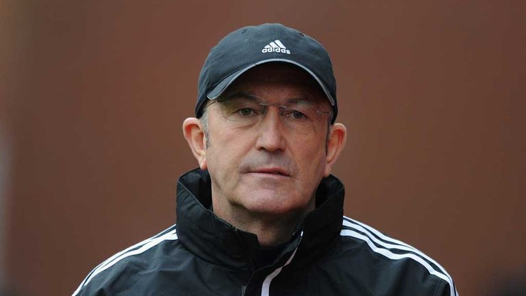 Tony Pulis: Blaming lack of service for troubles in front of goal