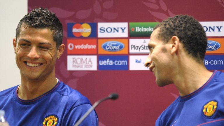 Rio Ferdinand: Hopes emotion will get to his former team-mate