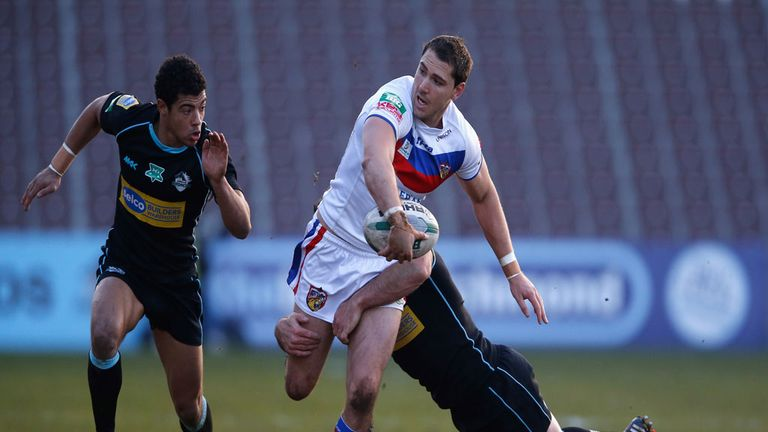 Wakefield Wildcats: Claimed victory over London Broncos on Sunday