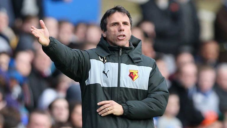 Gianfranco Zola: Admits his side were taught a lesson by Barnsley