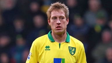 Luciano Becchio: No longer with Norwich City