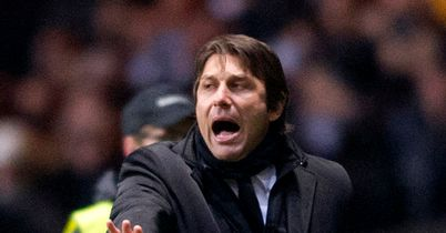 Antonio Conte: Wants fans to back Juventus