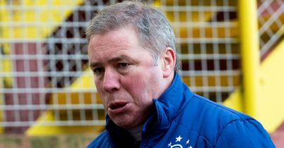 Ally McCoist: Rangers go to Stirling on Tuesday