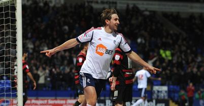 Craig Dawson: Celebrates winner against Peterborough
