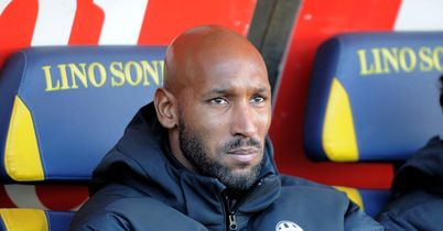 Nicolas Anelka: Won't be spending a lot of time on the bench