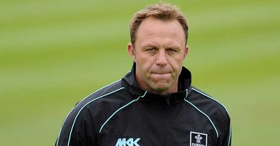 Adams sacked as Surrey chief