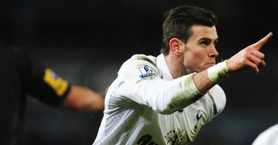 Gareth Bale: Playing out of his skin at the moment