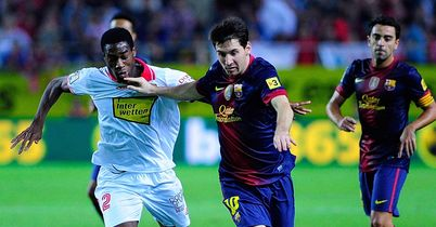 Geoffrey Kondogbia: Started season well with Sevilla