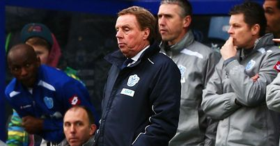 Harry Redknapp: Destined for the drop
