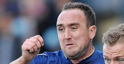 Lee Croft: Ready for Toffees challenge