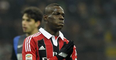 Mario Balotelli: Praised by Allegri