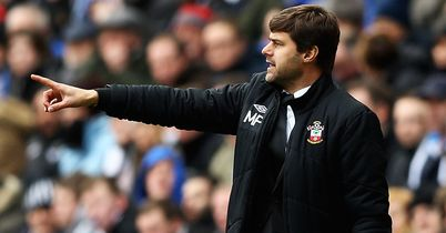 Mauricio Pochettino: Looking to keep Southampton up