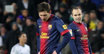 Lionel Messi: Played against Real on Tuesday