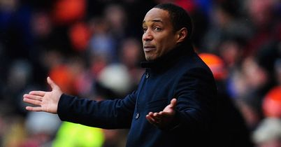 Paul Ince: Has steadied the ship at Blackpool